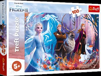 Frozen 2 100 Bitar Trefl