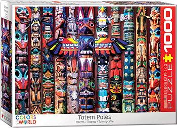 Totem Poles Totem Poles 1000 Bitar Eurographics