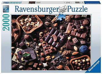 Chocolate Paradise 2000 Bitar Ravensburger