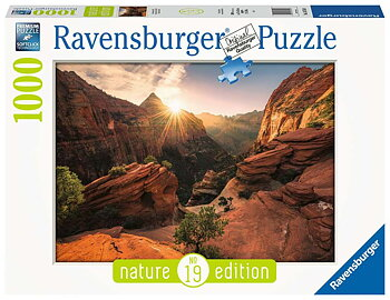 Zion Canyon USA 1000 Bitar Ravensburger