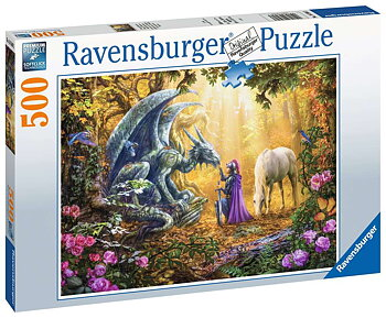 Dragon Whisperer 500 Bitar Ravensburger
