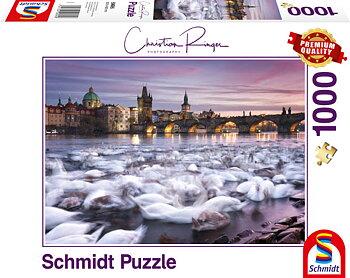 Prague Swans 1000 Bitar Schmidt