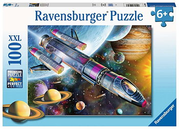 Mission in Space 100 XXL Bitar Ravensburger