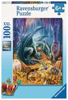 Dragon´s Treasure 100 XXL Bitar Ravensburger