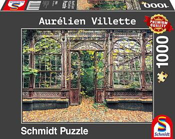 Begroeeide boogvensters Vegetal Arch 1000 Bitar Schmidt