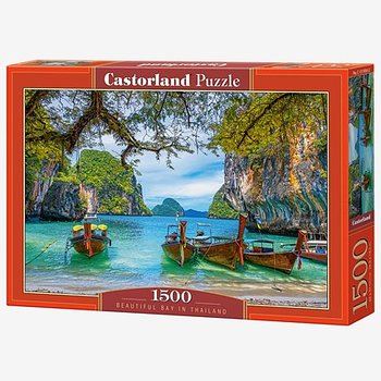 Vacker vik i Thailand 1500 Bitar Castorland
