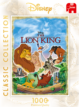 The Lion King 1000 Bitar Jumbo