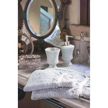 Tandborstmugg Romantique Green - Italiensk Design