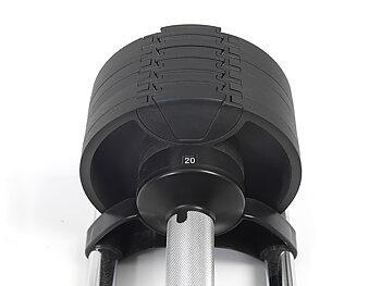 Quick Load Flexbell NÜO 2x20 kg med 4 kg viktsteg *Åter i lager*