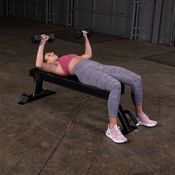 Body-Solid Pro Clubline Flat Bench SFB125 *Nyhet*