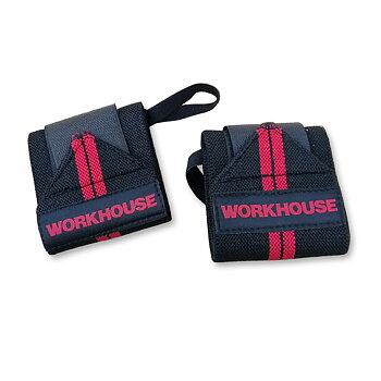 Workhouse Wrist Wraps *Nyhet*