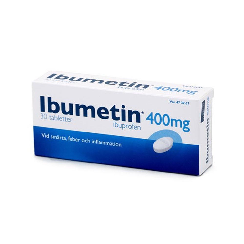 ibumetin 400 dosering
