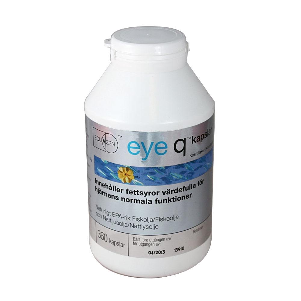 eye q 360 kapslar billigt