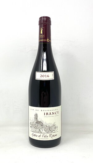 2016 IRANCY RICHOUX, 75 cl