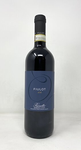 2018 BARBERA D'ASTI FIULOT PRUNOTTO, 75 cl