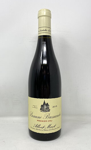 2015 BEAUNE BRESSANDES ALBERT MOROT, 75 cl