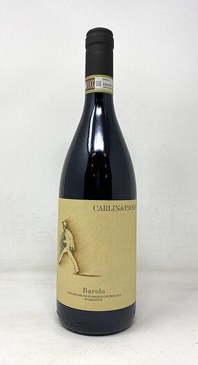 2015 BAROLO CARLIN DE PAOLO, 75 cl