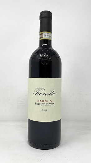 2015 BAROLO PRUNOTTO, 75 cl