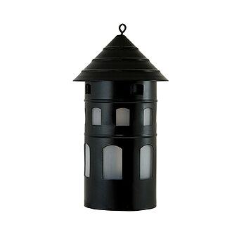 Piège à guêpes, noir, peint dans des couleurs respectueuses de l'environnement
