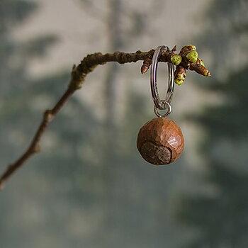 Keyring Hazelnut