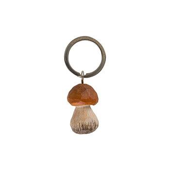Keyring Mushroom