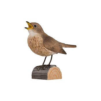 DecoBird Thrush Nightingale