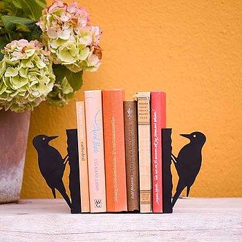 Serre-livres décoratif  Pivert (coté gauche)