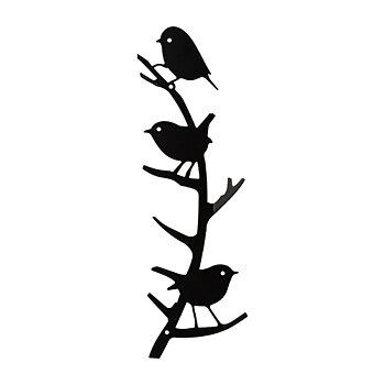 Wandhalter kleine Vögel