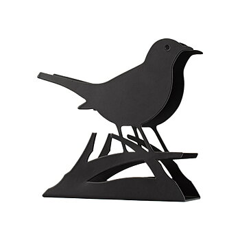 Letter Rack Blackbird