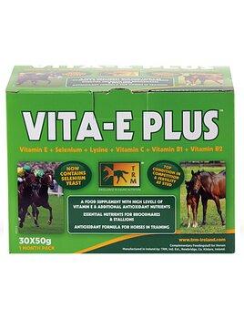 Vita E-PLUS  Kraftfull antioxidant formula med bl.a vitamin E & C , Selen och Lysine.
