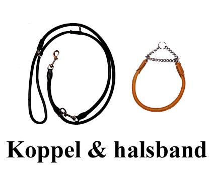 Koppel & Halsband