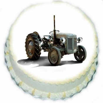 Traktor 4 R