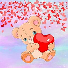 ALLE HJERTERS DAG  ( Valentinsdagen) 14 februar