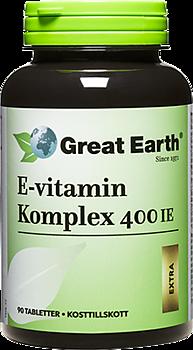 E-vitamin Komplex 400