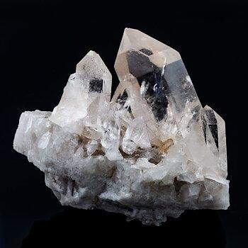 Bergkristall- kluster