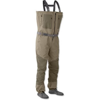 Orvis Silver Sonic Zippered Waders