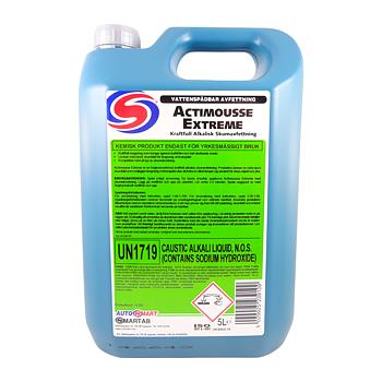 AutoSmart Actimousse Extreme Avfettning 5L - Visning
