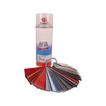 DeBeer Valspar Billack Spray Färdigblandad Kulör (IC)