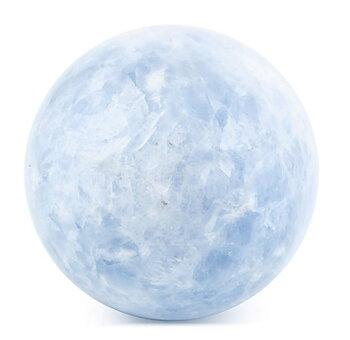 Blå Kalcit Klot