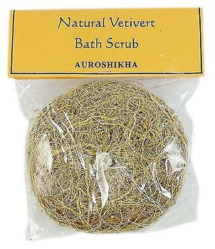 Natural Vetivert Bath Scrub
