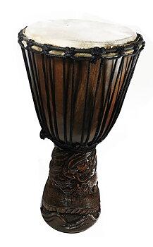 Djembetrumma - Deep carved - 60cm