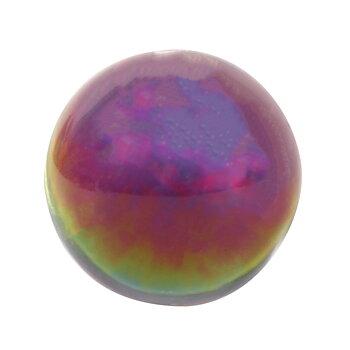 Kristallkula  med Regnbågs färg effekt - 4cm