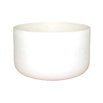 """Kristallskål - Ton  """"E"""" - Navelchakrat  - 35cm"""