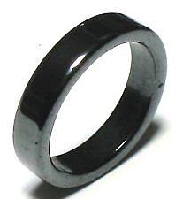 Magnetiska Hematit Ringar - Slät