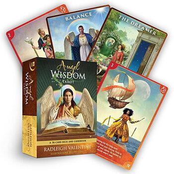 Angel Wisdom Tarot - Radleigh Valentine
