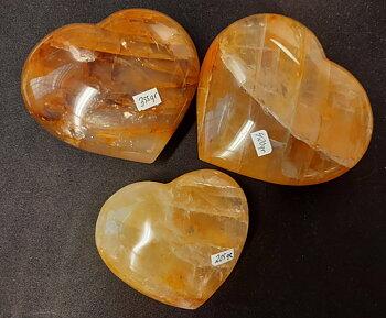 Golden Healer , Hjärtan