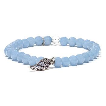 Angelit Ängelving Armband