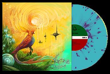 VOKONIS - Odyssey TURKOS/LILA SPLATTER LP [PRE-ORDER]