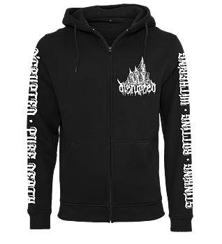 DISRUPTED - Coffin Zip Hood [PRE-ORDER]