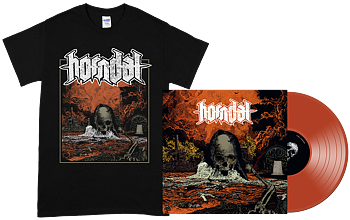 HORNDAL - Lake Drinker LP + T-shirt [PRE-ORDER]
